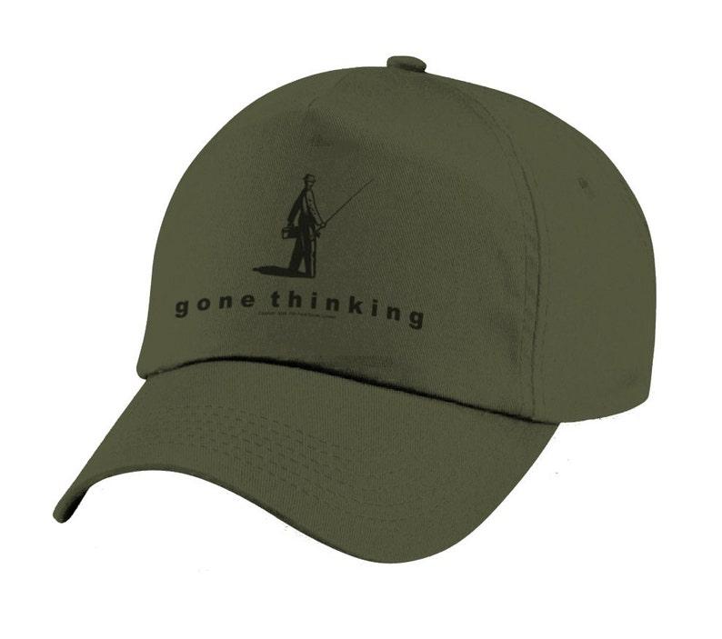1390e31e0a583 Baseball Cap Fishing Hat Gift for Men Bass Fishing Cap Funny