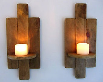 Wall sconces christmas gift sconces vase sconce white wall etsy