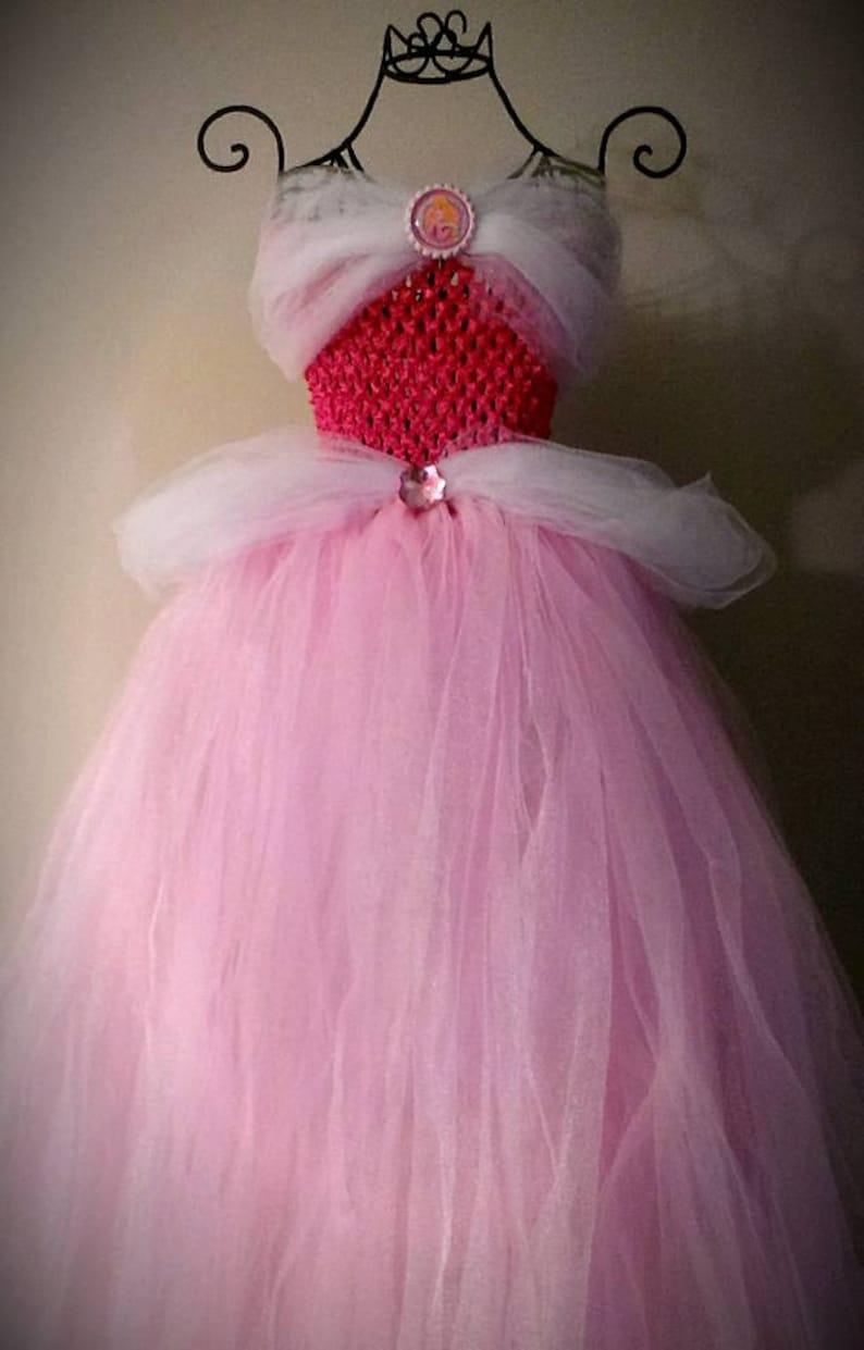 b05451e8f0ef17 Sleeping Beauty aurore Disney anniversaire princesse Cosplay Halloween  Costume bébé bambin filles robe Tutu de LanYapCrafts
