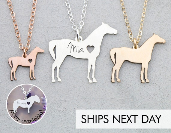 Running Horse Clip on Charm Perfect for Necklaces and Bracelets 98J Its All About...You