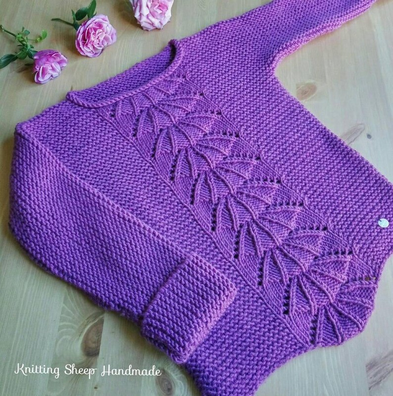 7017bfe15095 Baby Wool Knit Sweater for girls and boys Newborn gift