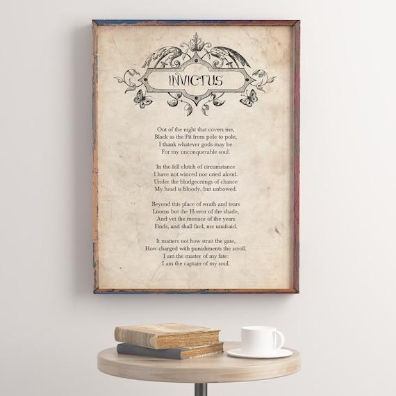 invictus poem