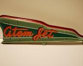 Yonezawa Atom Jet Racer Replacement Tin Fin