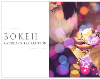 85 Bokeh Photoshop Overlays: Glitter Sparkles Photo effect layer, Blowing magic pixie dust effect, Romantic Marketing board mini Sessions