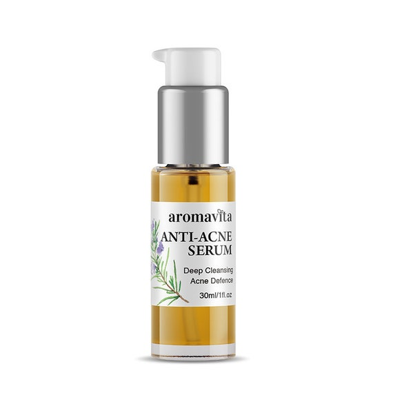 Anti Acne Spot Treatment Strong Antioxidant Reduces Oily Etsy