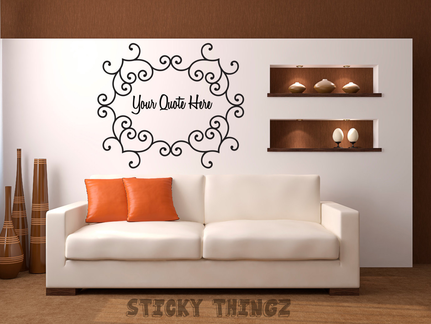 Create Your Own Wall Decal Custom Wall Decal Wall Quote Etsy