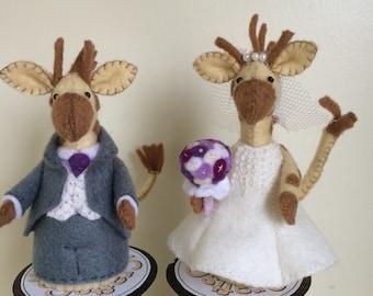 Mr & Mrs Giraffe