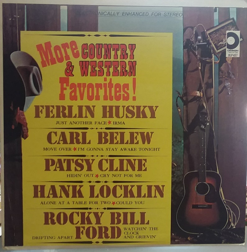 And LpCompilation Record Fun AlbumVinyl A Western Album LoverMore FavoritesVintage Country Classic For Music xEerCoQdBW