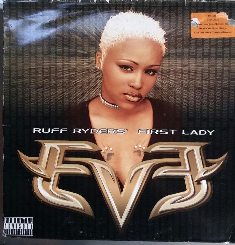 Eve, Let There Be Eve, Ruff Ryders' First Lady, 2- Album Set, Vintage  Record Album, Vinyl LP, Classic Hip Hop Rap, Singer, Rapper, Actress