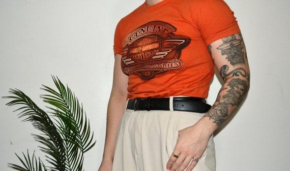 HARLEY DAVIDSON - Vintage Harley Davidson T Shirt