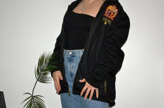 Vintage Coogi Track Suit Jacket - Coogi Sweater
