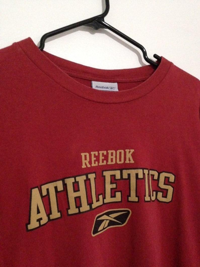 REEBOK Vintage Reebok Workout Longsleeve Top