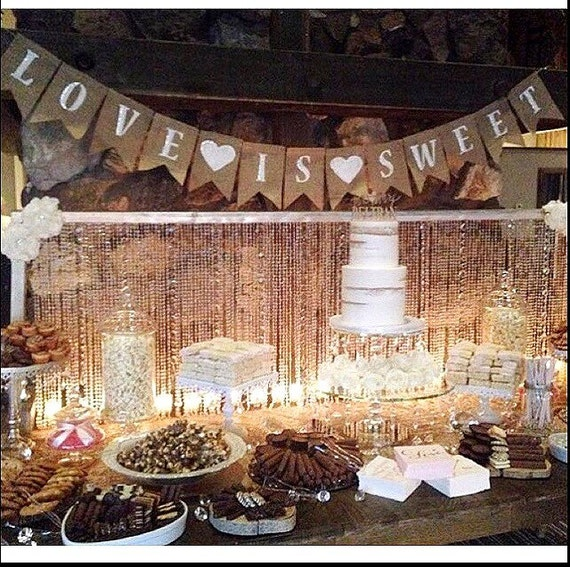 Rustic Wedding Decor Country Wedding Outdoor Wedding Wedding Reception Dessert Table Wedding Rustic Table Decor Wedding Decorations