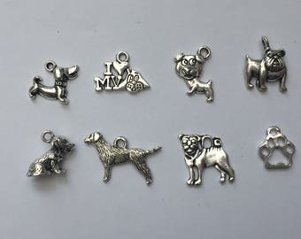 The Dog Charm Collection - CC24