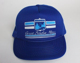 Great Smoky Mountains Trucker Hat 3b7aa8a81988