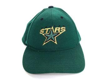 new arrivals 4342d bbc08 ... order dallas stars snapback hat vintage green snapback hat dallas stars  hockey snapback hockey snapback hat