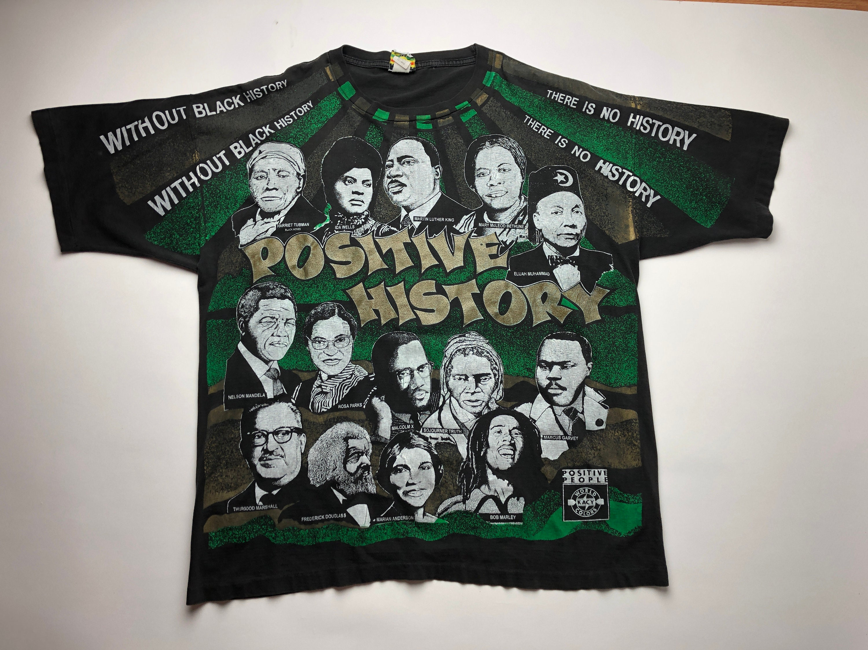 T Shirt Vintage Des Des Vintage Années 90 En Histoire Positive