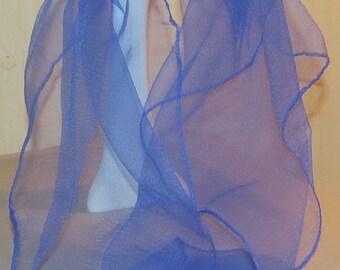 Vintage Nylon Chiffon Scarves