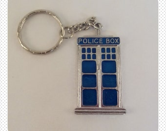 Doctor Who / TARDIS Key Chain