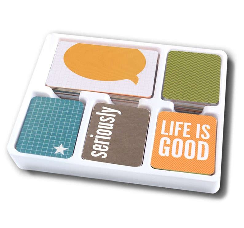 Project Life  Slate Edition Core Kit  Becky Higgins   616 image 0