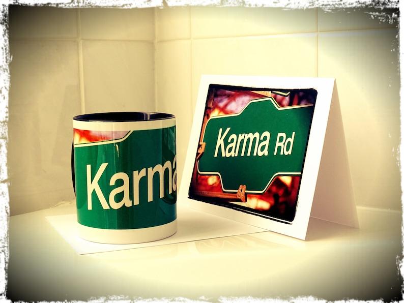 Inspirational cards Motivational cards Get well cards Karma image 0