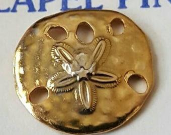 06a702678 Sand dollar pin | Etsy