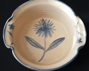 Stoneware Pottery Bowl by Fletcher©