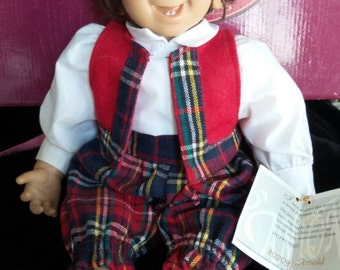 Rottenkids© Series Collectible Doll Arnold