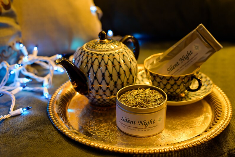 Silent Night Herbal Tea image 0