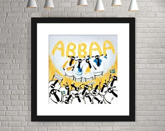 """Abbaa"" (Limited Edition Print)"