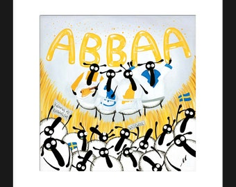 """Abbaa"" (Limited Edition Print)"