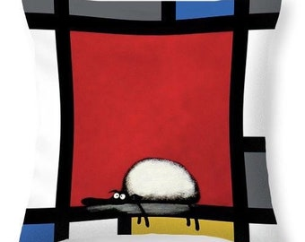 Art For Ewe Cushion