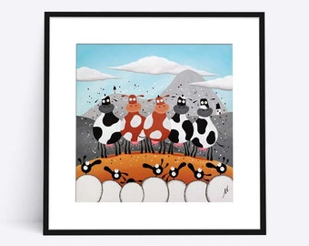"""Uddersfield"" (Limited Edition Print)"