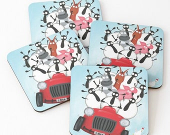 Farmula 1 Coaster