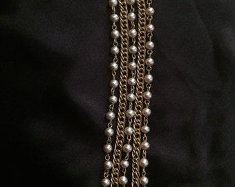Vintage Multistrand Bracelet