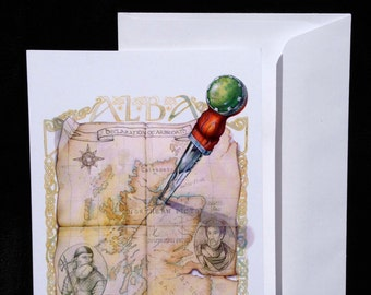 Blank note-card-Alba