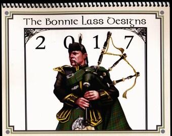 The Bonnie Lass Designs 2017 Calendar