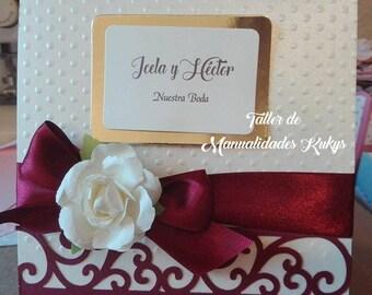 invitaciones de boda etsy