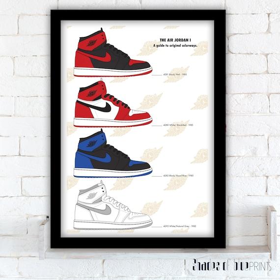 Nike Air Jordan 1 A guide to original