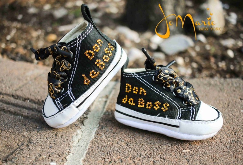 4395f5b22fb Personalized Name Plate Converse Kids Chuck Taylor