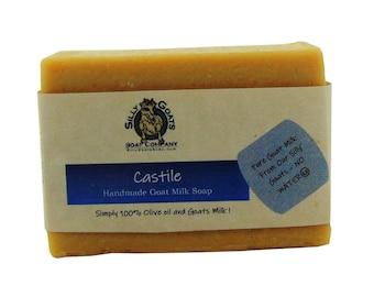 Pure Castile Soap, Olive Oil Soap, Castile Bar Soap, Castile Soap Bar, Castile Goat Milk Soap, Olive Oil Goat Milk Soap, Unscented Soap