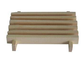 Pine Soap Dish, Natural Wood Soap Dish, Wooden Soap Dish, Soap Dish