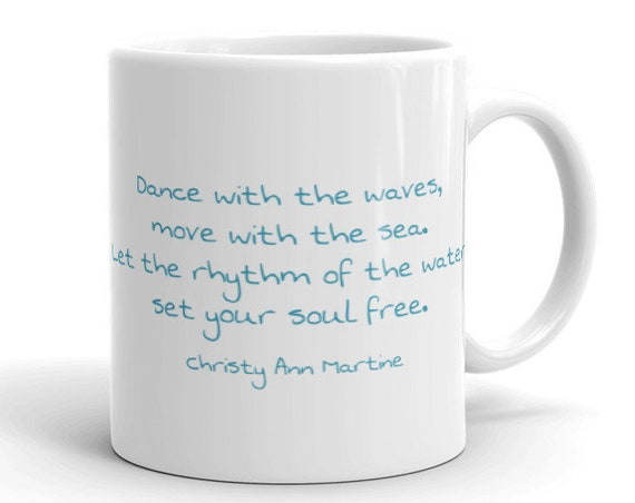 Dance with the Waves Coffee/Tea Mug