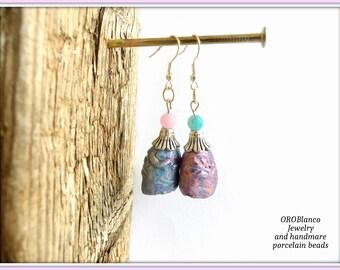Earrings Hanging bells