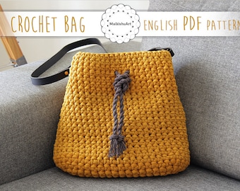0754c0b2db61 Crochet bag patterns