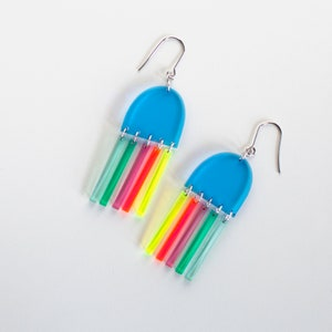 MTL Saucette earrings in the pool