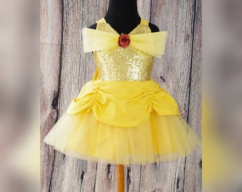 Disney Princes Belle Stained Glass Newborn Jumpsuit Baby Bodysuit Infant Clothes