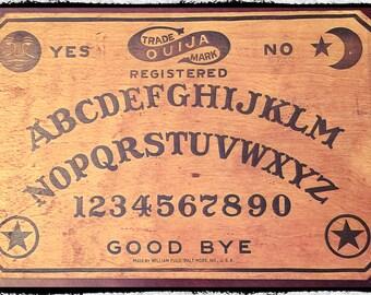 1915 Antique Ouija Board