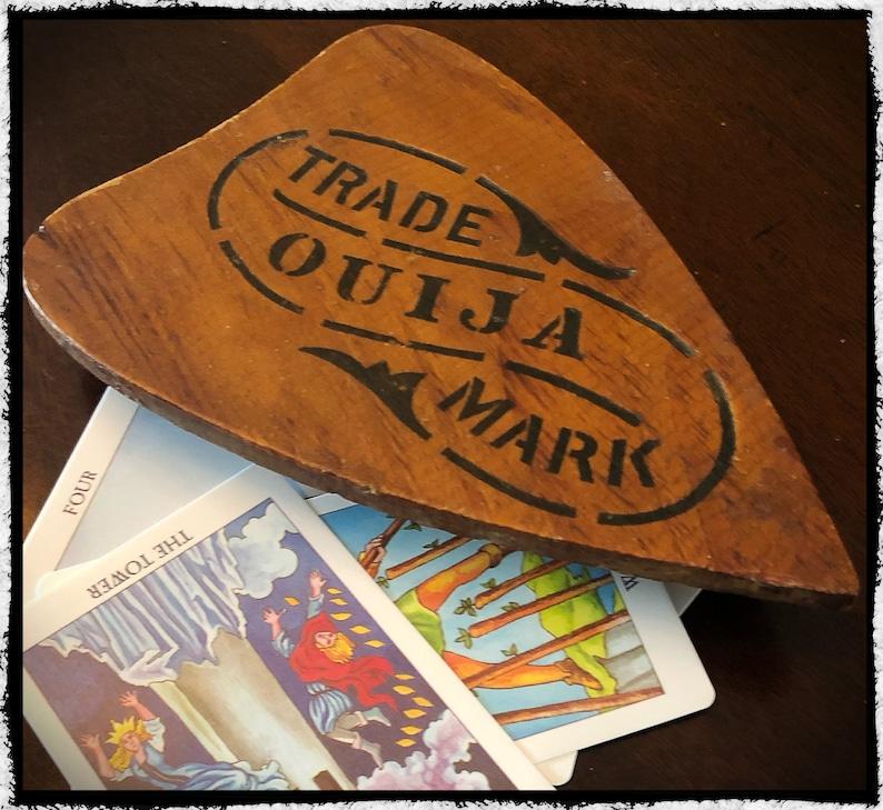 1900's antique Ouija Planchette
