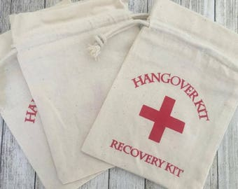 Hangover Kit Pouch. Bachelorette Party. Hen Party. Party Favour. Party Favor. Funny Party Supplies. Located in Sydney Australia